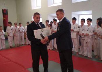 Поздравляем тренеров с мастерской степенью