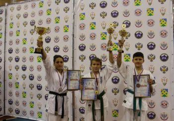 Поздравляем чемпионов и призеров Первенства ПФО!