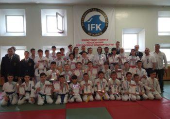 Поздравляем чемпионов и призеров Турнира Республики Башкортостан