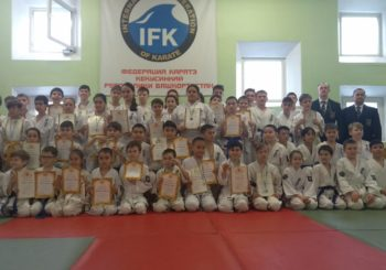 Поздравляем чемпионов и призеров Турниров Республики Башкортостан