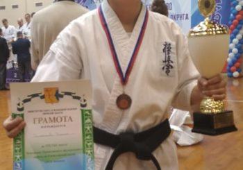 Поздравляем призера Чемпионата Приволжского Федерального округа.